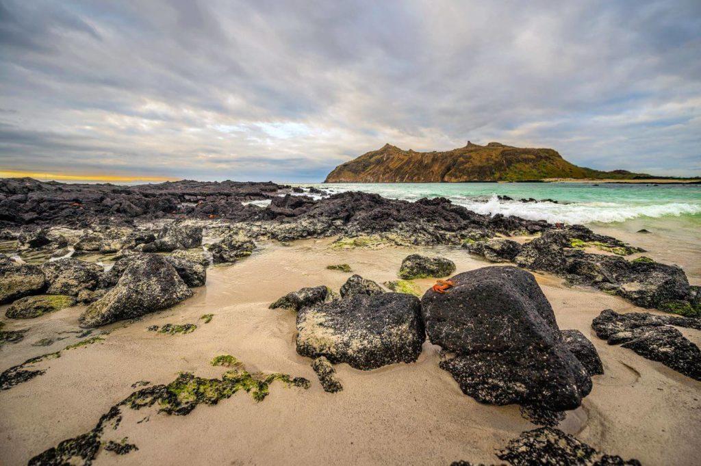 Galapagos islands: Cerro Brujo
