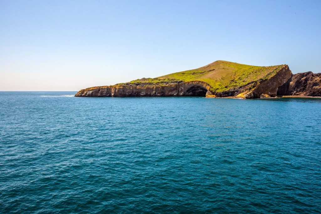Galapagos archipelago: Isabela Island