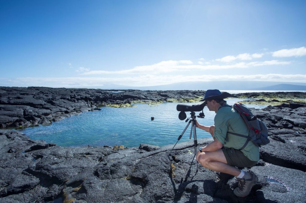Galapagos islands landscape photography