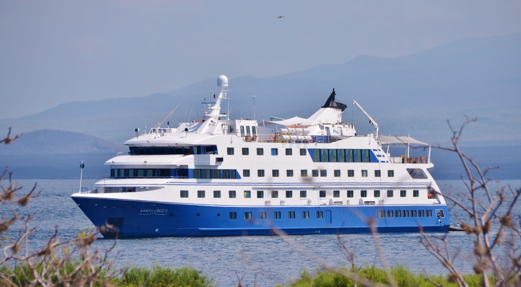Galapagos Cruise Santa Cruz II.