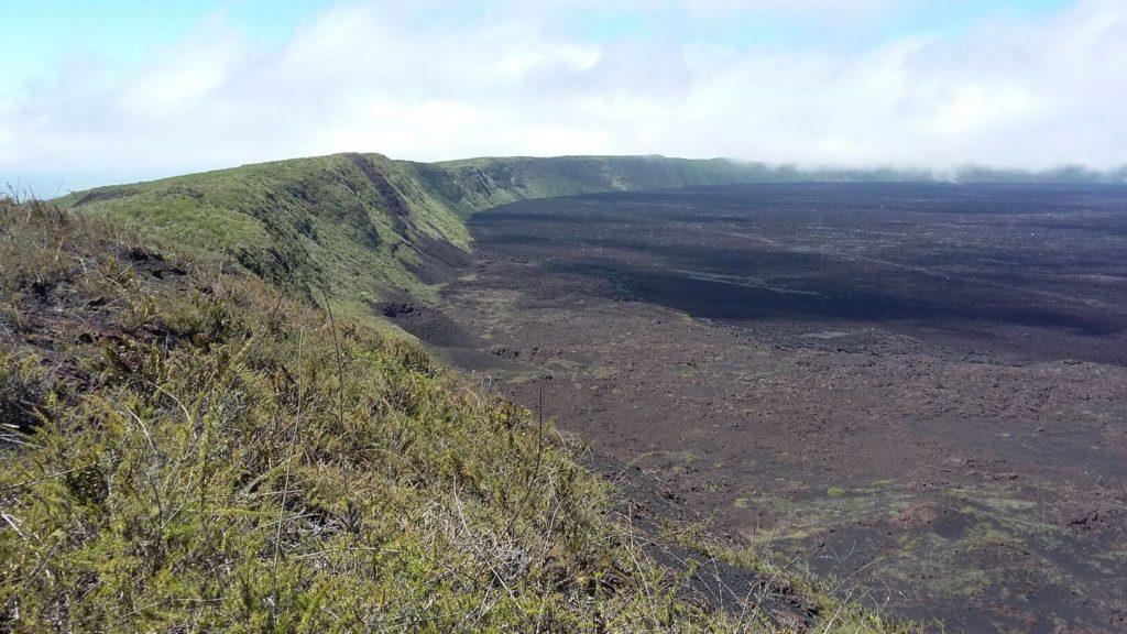 Galapagos volcanoes: Sierra Negra