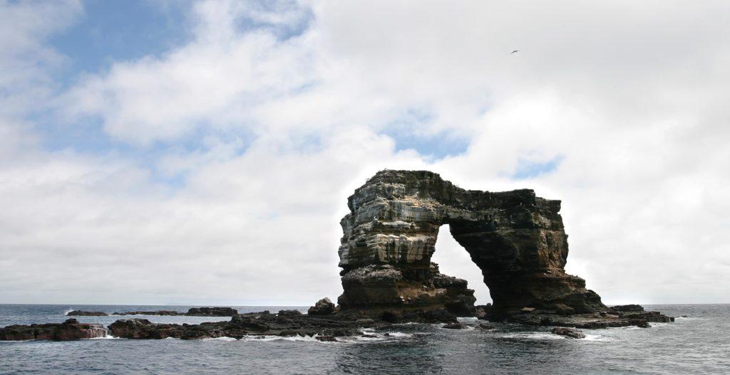 Galapagos must visit: Darwin's arch