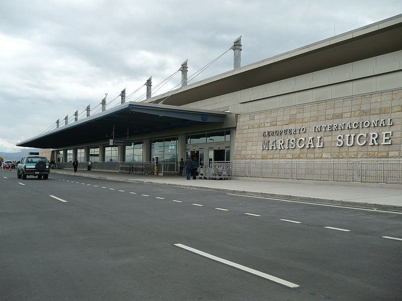 Airport of Quito