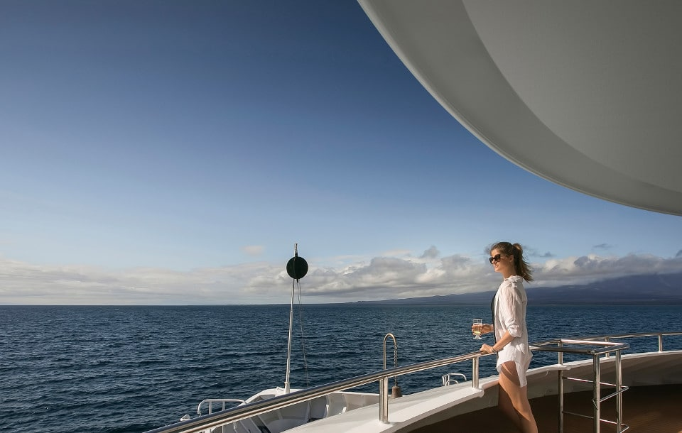 Santa Cruz II Galapagos Cruise experience.