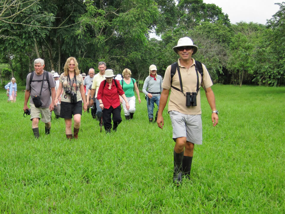Naturalist Guides in Galapagos