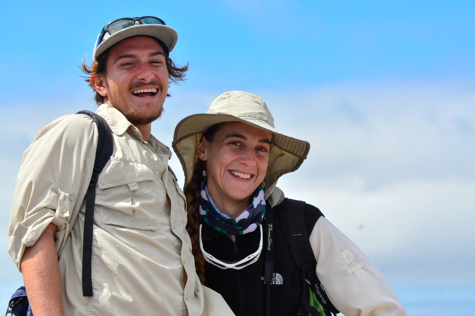 Galapagos Naturalist Guides.
