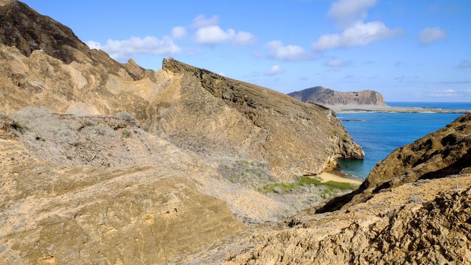 Punta Pitt landscape.