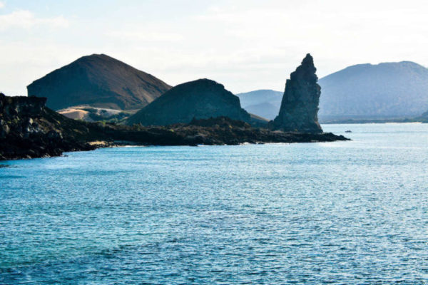 The Pinnacle Rock is a highlight of the Northern Galapagos Islands.
