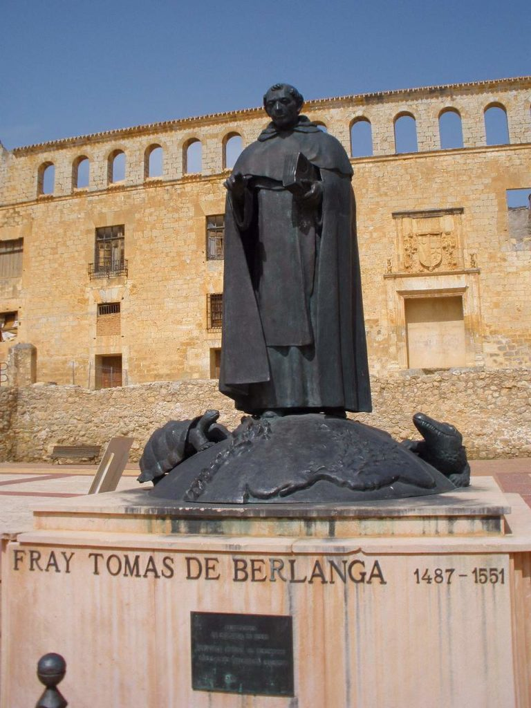 Tomas de Berlanga discovered the Galapagos Islands