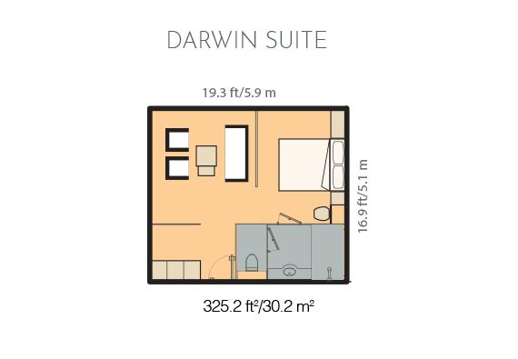 Darwin Suite plan.