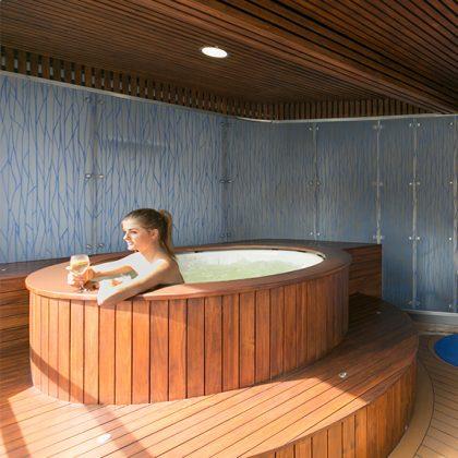 Facilities aboard Santa Cruz II Galapagos Cruise.