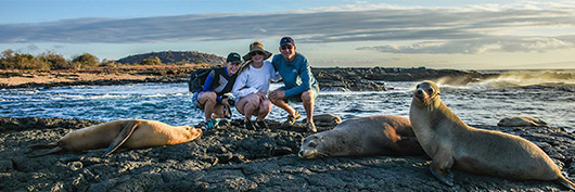 Sea lions are part of our Big15 Group of Galapagos Iconic Species.